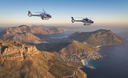 Top Luxurious Winter Activities In Cape Town